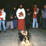 Bacchusbeerdigung 2001