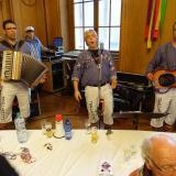 Trallafitti - die Ruhrpottband & Hans-Günter Schuh (DJ/Technik)