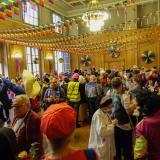 Bottroper Karnevalisten feiern im Ratssaal