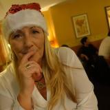 ... Sylvia wartet auf den Nikolaus ...