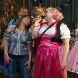 Auch unsere Gästen können singen ...