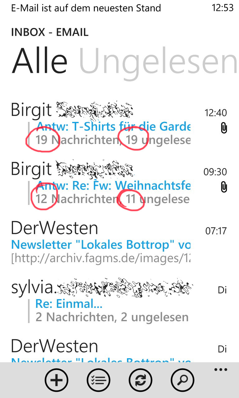 email-voll