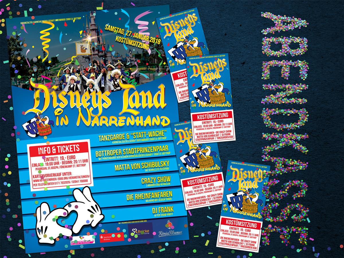 Weihnachtsgrüße Für Putzfrau.Disneys Land In Narrenhand Kostümsitzung Karnevalsgesellschaft Batenbrock 2000 E V Bottrop