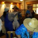 Afterzugparty im Brauhaus