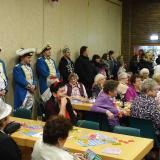 Die Senioren feieren