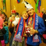 Ulli I. und Heike II. - Plattdütsches Prinzenpaar 2016