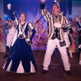 Unser Stadtprinzenpaar Ralf I. und Michelle I. rocken den Saal
