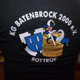 Unser Vereins-Logo mal gestickt!