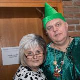 Cruella de Vil und Peter Pan