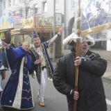Bottroper Karnevals Kirmes - Eröffnung mit Fassanstich