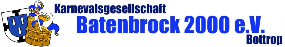 Karnevalsgesellschaft Batenbrock 2000 e.V. Bottrop